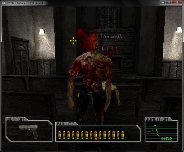 download resident evil survivor psx iso